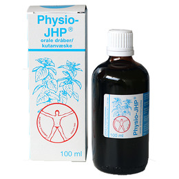 Physio-JHP olie 950 mg, gr 100 ml