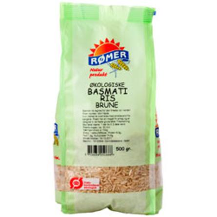 Ris brune basmati Ø 500 g
