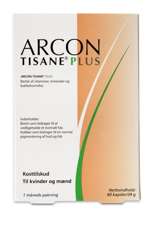 Medic Wiotech Arcon Tisane Plus 60 kaps.