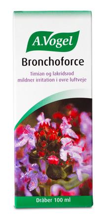 A.Vogel Bronchoforce Dråber 100 ml