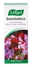 A.Vogel Bronchoforce Dråber 100 ml