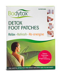 Bodytox Detox Foot Patches 14 stk.