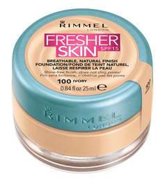 Rimmel Fresher Skin Foundation fv. 100