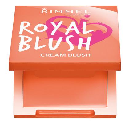 Rimmel Royal Cream Blush 001