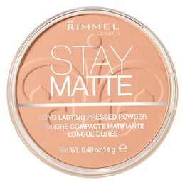 Rimmel Stay Matte Fast Pudder 009 Amber