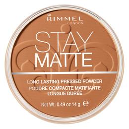 Rimmel Stay Matte Pudder 040 Warm Honey