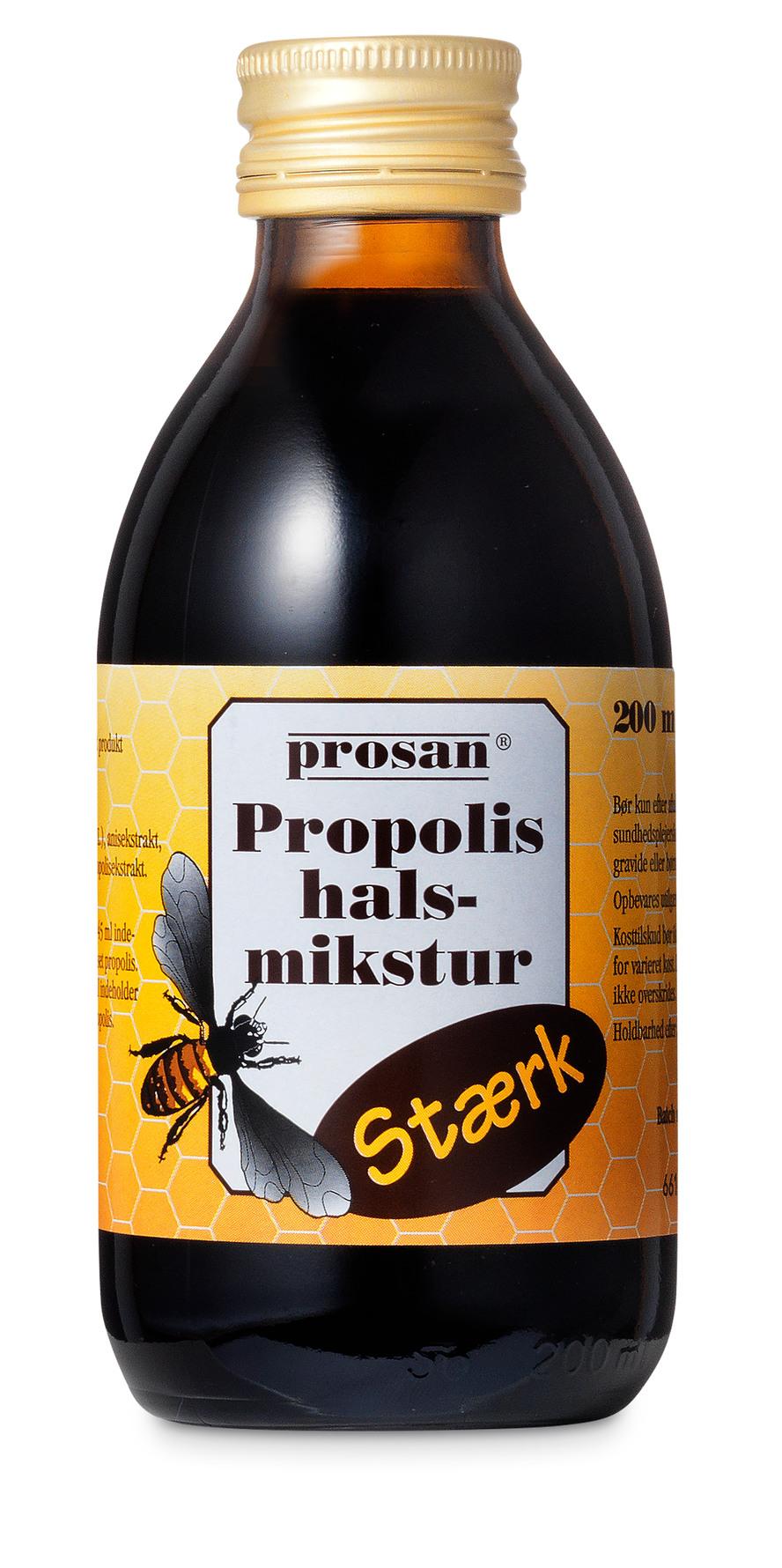 hvad er propolis godt for
