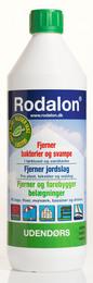 Rodalon grøn udendørs