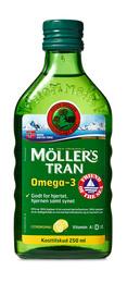 Møllers Tran med citrus 250 ml