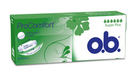 O.B. o.b. ProComfort tampon - Super Plus 16 stk