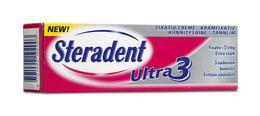 Steradent Creme Fixativ Ultra 3 40 g