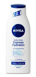 Nivea Body Lotion Express Hydration 400 ml