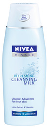 Nivea Daily Essentials Cleansing Milk 200 ml