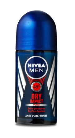 Nivea Men Deodorant Dry Impact Roll-on 50 ml