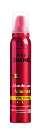 Schwarzkopf Poly Swing Mousse Extra Stærk 150 ml