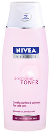 Nivea Daily Essentials Soothing Toner 200 ml