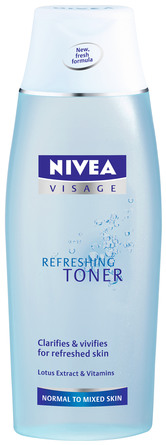 Nivea Essentials Refreshing Toner normal 200 ml