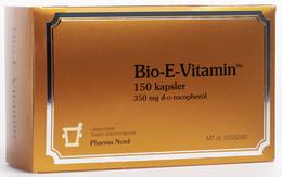 Bio-E-Vitamin 150 kapsler