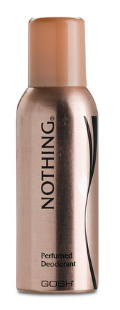 Gosh Copenhagen Nothing Deodorant Spray 150 Ml