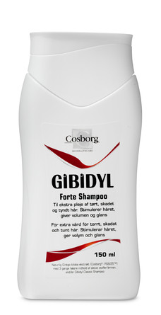Cosborg Gibidyl Forte Shampoo 150 ml