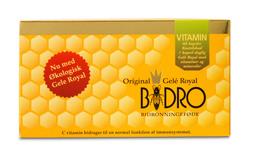 Bidro Vitamin 60 kapsler
