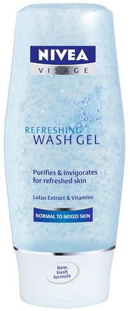 Nivea Daily Essential Refreshing Wash Gel 150 ml