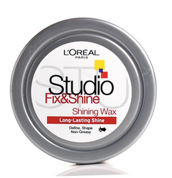L´Oréal Studio Line Fix & Shine Shining Wax 75 ml