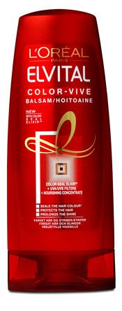L'Oréal Paris Elvital Color-Vive Balsam 200 ml