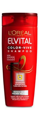 L'Oréal Paris Elvital Color-Vive shampoo
