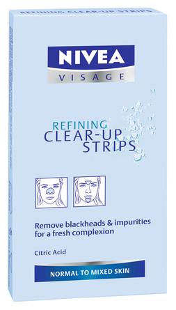 Nivea Essentials Refining Clear-Up Strips 6 stk