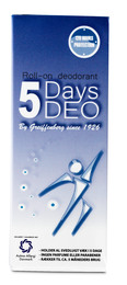 Safety5 5Days Deo Men 30 ml