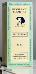 Hanne Bang blegecreme 2x40 ml