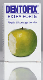 Dentofix Extra Forte Pulver 30 g 30 g