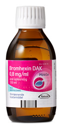 Bromhexin Miks 0,8 mg/ml 150 ml