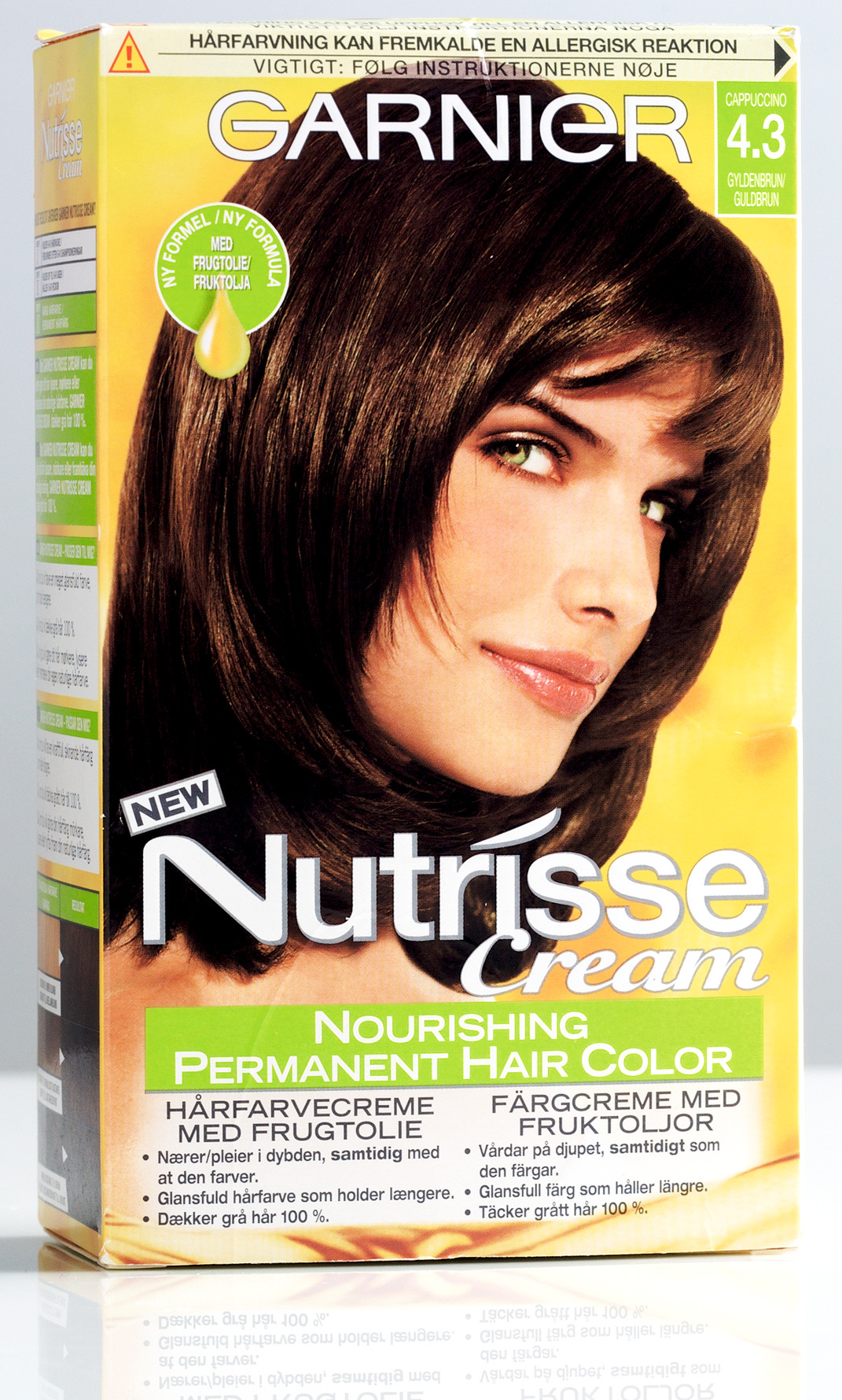 dip dye hårfarve matas