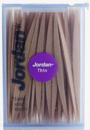 Jordan Tandstik Tynde 100 stk.
