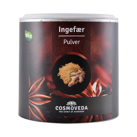 Cosmoveda Ingefær pulver Ø 80 g