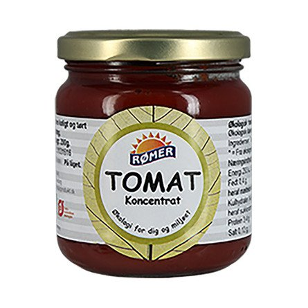 Tomat Koncentrat Puré Ø 200 g