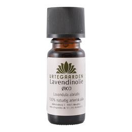 Urtegaarden Lavendinolie ØKO 10 ml