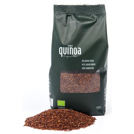 House of Originals Rød Quinoa Øko 300 gr.