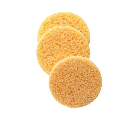 Body Lab BODY LAB facial sponge 3-pack 3 stk.
