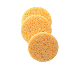 BODY LAB facial sponge 3-pack