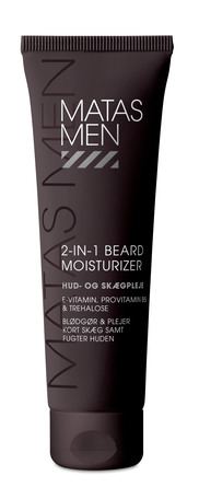 Matas Striber Men 2-In-1 Beard Moisturizer 50 ml