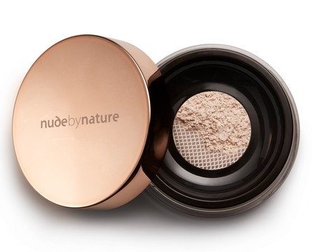 Nude by Nature Loose Finishing Powder 10G