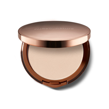 Nude by Nature Pressed Setting Powder Transparent