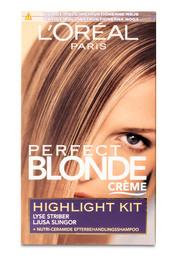 L'Oréal Perfect Blonde Highlight Kit