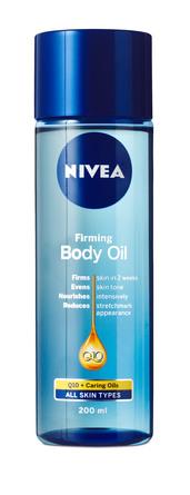 Nivea Q10 Firming Body Oil 200 ml