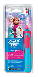 Oral-B (Braun) Oral-B eltandbørste Power Vitality Kids Frost