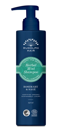 Rudolph Care Hair Herbal Mint Shampoo 240 ml