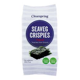 Clearspring Tang chips (Seaveg Crispies) 5 gr